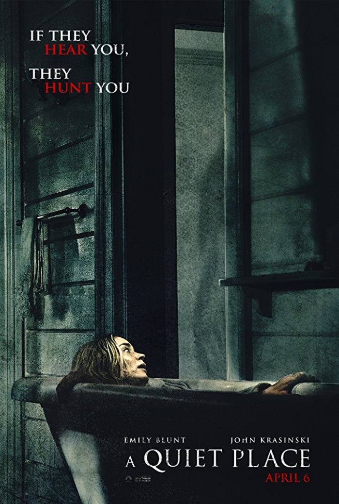 A Quiet Place [movie poster]